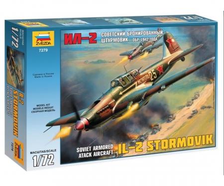 "1:72 Ilyushin IL-2 ""Stormovik"" mod. 1942"