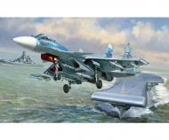 1:72 Sukkoi SU-33 Russian Naval Fighter