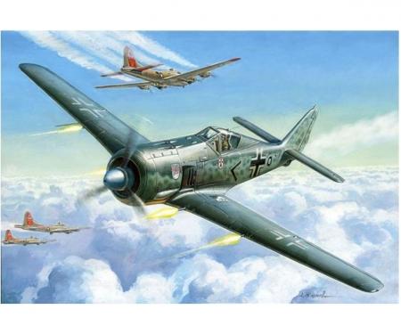 1:72 WWII Ger. Fighter Focke Wolf 190 A4