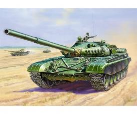 1:100 T-72 Russischer Panzer