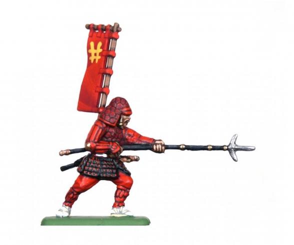 Zvezda 1:72 Samuray Warriors-Infantry