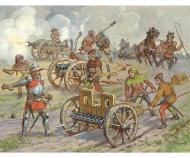 1:72 Medieval Field Artillery