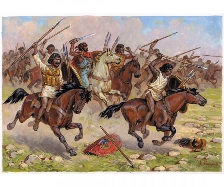 1:72 Carthaginian Cavalry III - I B.C.