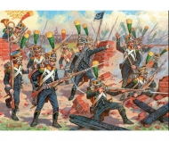 1:72 French Voltigeurs
