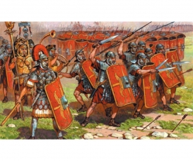 1:72 Roman Imperial Infantry