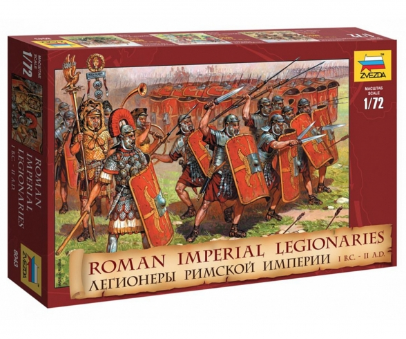 V-213 Hät 8100 Late Roman Medium Infantry Figuren Modellbau 1//72