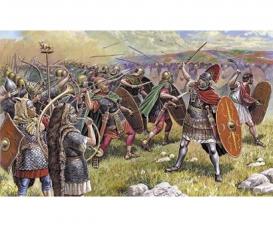 1:72 Roman Auxiliary Infantry