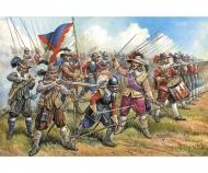 1:72 Austrian Musket.+Pikemen 17th cty