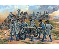 1:72 Swed. Artillery s/Crew Cha.XII