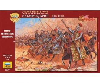 1:72 Cataphracts II B.C. - III A.D.