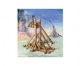 1:72 Medieval Trebuchet