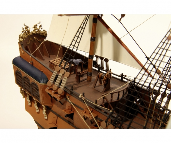 "1:72 Pirate ship ""Black Swan"""