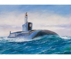 1:350 Borey-Class Russ.Nuclear Submarine