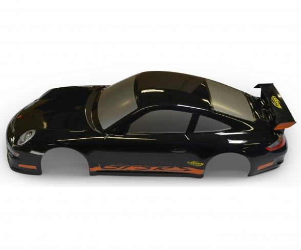 1:10 Kaross. Porsche GT3 inkl. Dekor