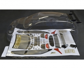 1:10 Body Set VW Scirocco clear w/decal