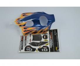 Body Specter Sport ARR Blue incl. Decal
