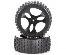 Dirt Attack Tire set (2) 1/5