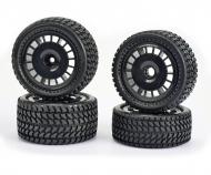 All Terrain 2WD Reifen-Set (4)