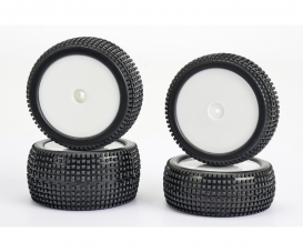 Super Gripp 4WD Wheel-Set (4)