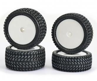 All Terrain 4WD Wheel-Set (4)