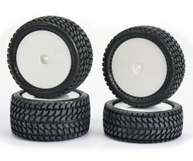All Terrain 4WD Wheel-Set (4)
