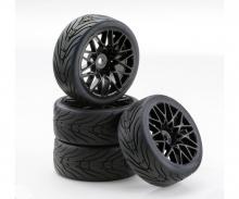 1:10 SC-Wheel LM Style black (4)