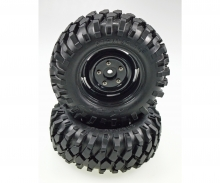 set roues Crawler scale 96mm