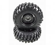 Set de roues Crawler scale 108mm