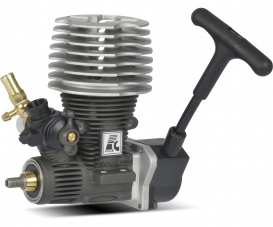 Force Motor 18R/3.0 ccm OS pull shaft