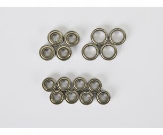 TT-02 On Road Cha. Ball bearing set (16)