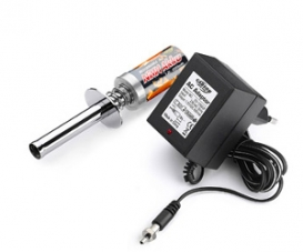 1,2V/2500mAh Glow-plug Battery/Charger