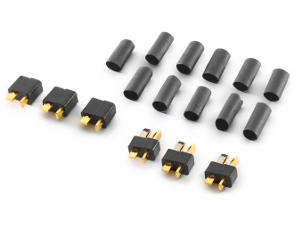T-plug, 3 pairs