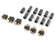 T-Plug Stecker/Buchsen 3 Paare