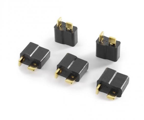 T-plug, 5 x bushing