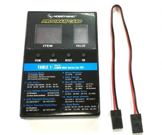 CARSON Brushless Programmierbox 1:8/1:10