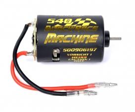 Electric motor 540 Black Race Machine