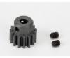 1:8 BL 15T Steel Pinion Gear hard