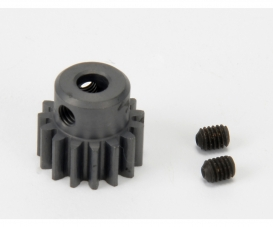 1:8 BL 15T Steel Pinion Gear hard