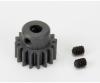 1:8 BL 16T Steel Pinion Gear hard