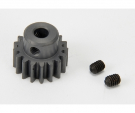 1:8 BL 17T Steel Pinion Gear hard