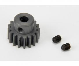 1:8 BL 17T Steel Pinion Gear hard