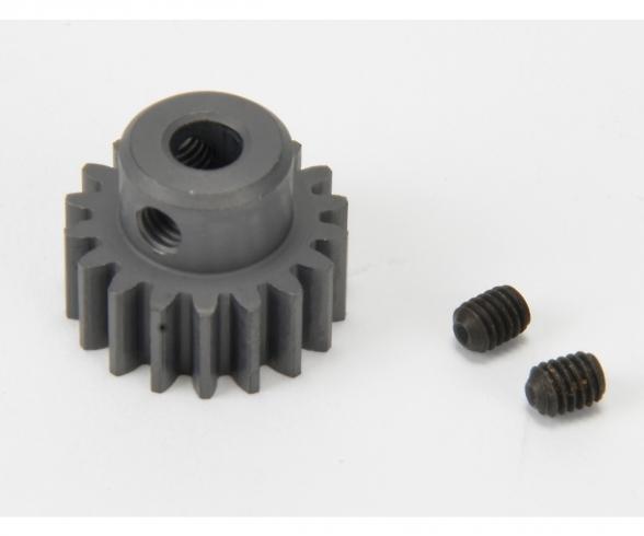 1:8 BL 18T Steel Pinion Gear hard