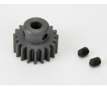 1:8 BL 19T Steel Pinion Gear hard