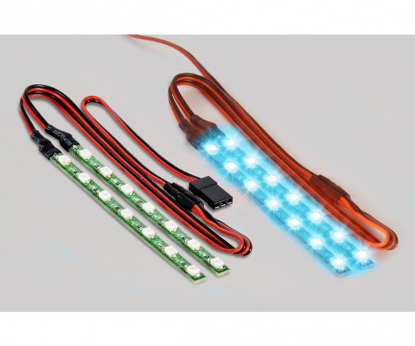 LED Light Stick Set blue