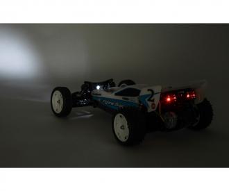 LED Licht-Set f. Tamiya DT03/TT02B