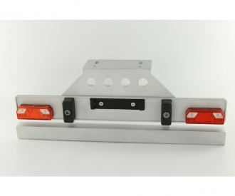 1:14 Rear Bumper (Euro) TAM-Semi-Trailer