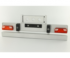 1:14 Rear Bumper (Euro)T-Reefer Semi-Tr.