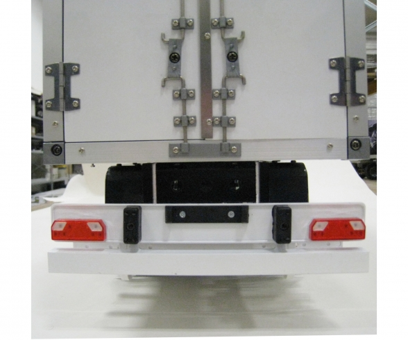 1:14 Rear Bumper (Euro)T-Reefer Semi-Tr.