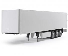 1:14 3-Axle Semi-Trailer Ver.II white