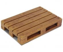 1:14 Euro-Pallet-Set (4) Plastic
